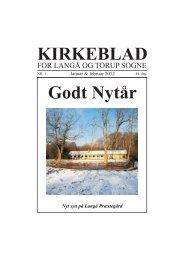 Læs mere om arrangementet i kirkeblad nr. 1 2012 Klik her