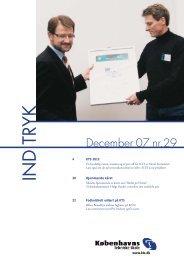 December 07 nr.29 - Københavns Tekniske Skole