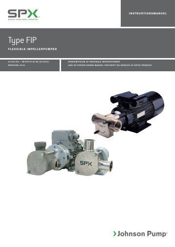 Type FIP - Johnson Pump