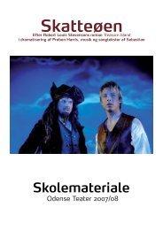 Skatteøen - Odense Teater
