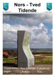 Nors-Tved Tidende - juli-aug 2013 - Norsby.dk