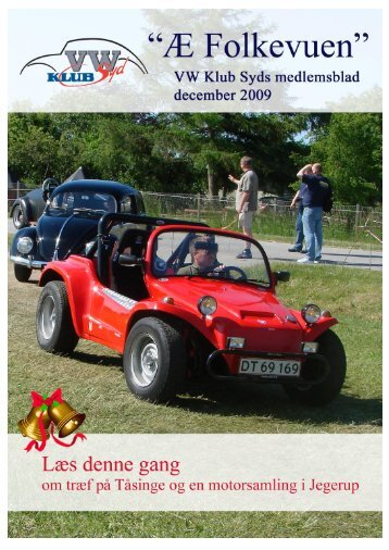 Æ' Folkevuen December 2009 - VW klub syd