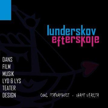 Download vores brochure - Lunderskov Efterskole