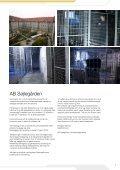 Pulterrum - Axelent gittervægge - Hans Schourup A/S - Page 5