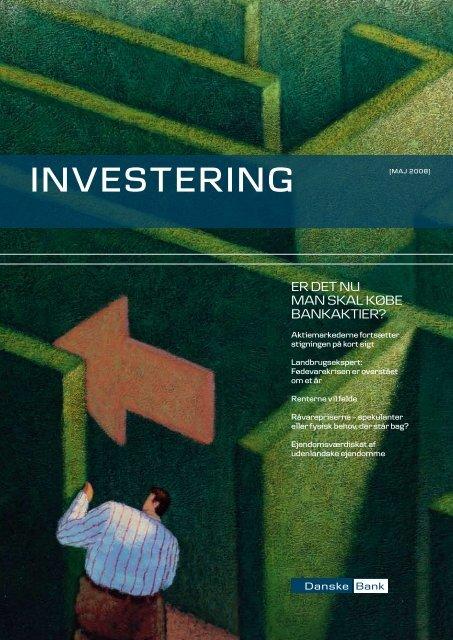 investering - Danske Bank