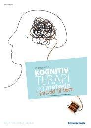 Kognitiv terapi og metode i forhold til boern (PDF) - Seminarer