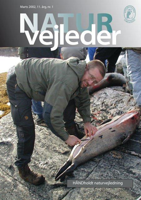HÅNDholdt naturvejledning - Naturvejlederforeningen i Danmark