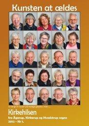 Kunsten at ældes - personlige tanker - Kirkerup Kirke
