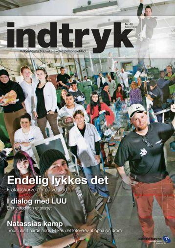 Endelig lykkes det - Københavns Tekniske Skole