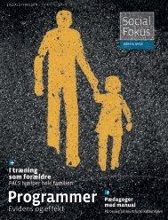 Social Fokus – Børn og Unge - Servicestyrelsen