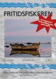 vi glæder os til at - Dansk Fritidsfiskerforbund