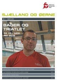 BAGER OG tRiAtLEt - Fødevareforbundet Sjælland og Øerne - NNF
