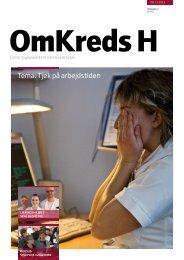 OmKreds H 1-2013 web - Dansk Sygeplejeråd