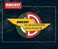 KLUB DANMARK www.ducati.dk - Ducati Klub Danmark