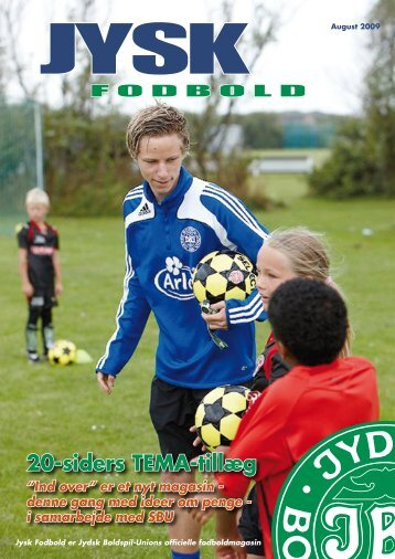 Jyske 3-bold-netbanen - DBU Jylland
