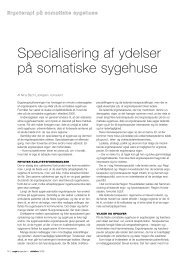 [pdf] Ergoterapi på somatiske sygehuse - Ergoterapeutforeningen