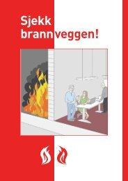 Brosjyren Sjekk brannveggen, utskriftsvennlig versjon - FG