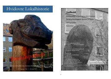 Bredalsparken - Hvidovre Lokalhistoriske Selskab