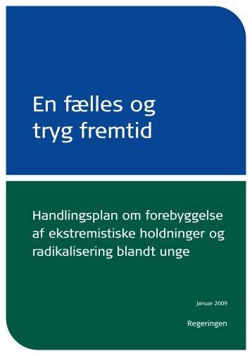 En fælles og tryg fremtid - Ny i Danmark