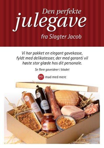 Julegavekasse - Slagterjacob.dk