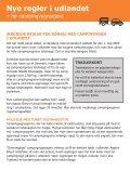 Nye regler i udlandet 'Overvægtige' campingvogne - Applus Bilsyn - Page 2