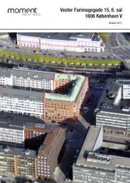 Vester Farimagsgade 15, 6. sal 1606 København V