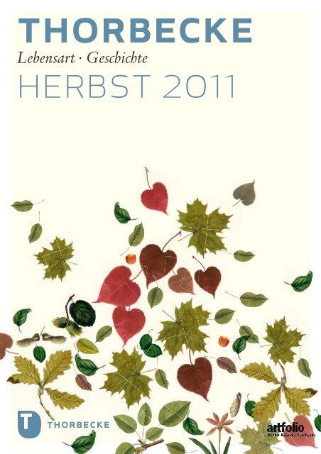 Vorschau Herbst- 2011 Lebensart