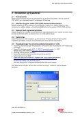 CSC VANS Send Klient Dokumentation. - sdn.dk - Page 5