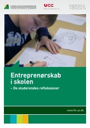 Download her - Fonden for Entreprenørskab