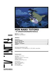 MIN NABO TOTORO - Det Danske Filminstitut