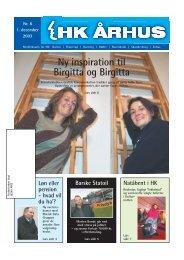 Ny inspiration til Birgitta og Birgitta - HK