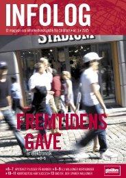 1, 2005, Fremtidens gave - Strålfors