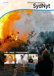 Klik på billedet for at læse SydNyt. - Vordingborg Udviklingsselskab
