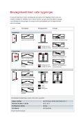 Automatiske svingdøre - MAMA - Landert Motoren AG - Page 4