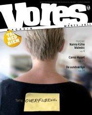 Vores marts 2011 (pdf 2 MB) - Aarhus.dk