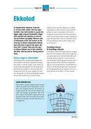Kapitel 10 - Ekkolod (pdf - 3,3Mb) - Fiskericirklen