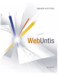 WebUntis manual - Frey Software