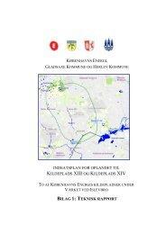 Forslag til indsatsplan for kildeplads XIII og XIV - Herlev Kommune