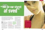 Læs hele artiklen - Sved.dk