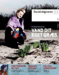 Socialrådgiveren nr. 3-2009 - Dansk Socialrådgiverforening