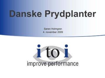 Søren Holmgren - Danske Prydplanter