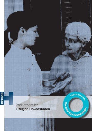 Rapport om patienthoteller - Hvidovre Hospital