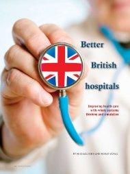 better british hospitals - Institute of Industrial Engineers