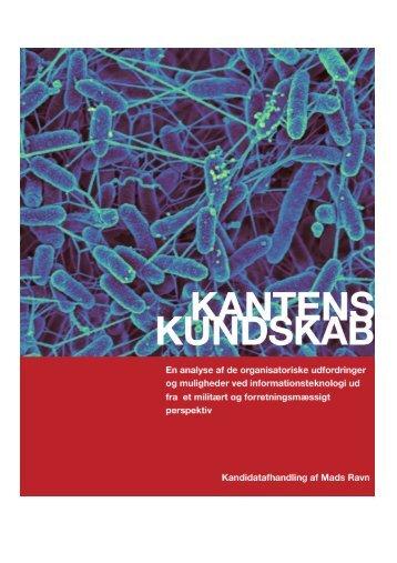 Kantens kundskab - Hjemmeside for kurset T6 It-sikkerhed, F2012