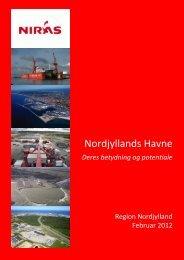 Nordjyllands Havne 2012 - Region Nordjylland