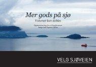 Mer gods på sjø - Oslo Havn