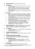 REGLEMENT FOR BMX Norges Cykleforbund - Sykling - Page 4