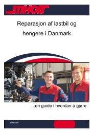 Reparasjon af lastbil og hengere i Danmark - Im. Stiholt A/S