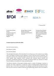 Letter - European Banking Federation