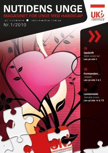 nutidens unge 1/2010 - Ungdomskredsen